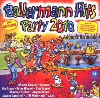 Ballermann Hits Party 2010: Musik