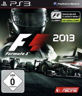 F1 2013: Playstation 3: Games