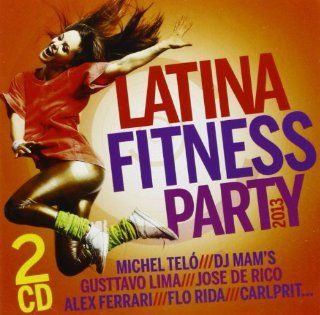 Latina Fitness Party 2013: Musik