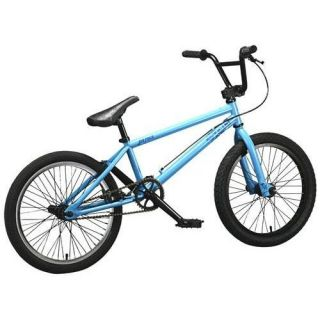 : DK 6 Pack 2008 Complete BMX Bike   Light Blue : Sports & Outdoors