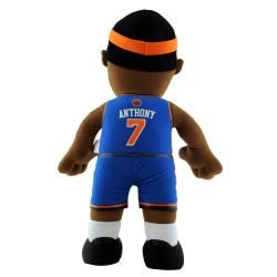Official NBA New York Knicks Carmelo Anthony 14 inch Plush Doll. Collectible Dolls