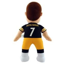 Pittsburgh Steelers Ben Roethlisberger 14 inch Plush Doll Collectible Dolls