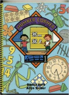 Number Corner, Teacher's Guide, Volume Two (Bridges in Mathematics 1): Donna Burk, Allyn Snider, Tyson Smith: Books