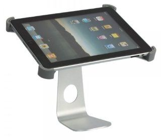 Fast shipping +Free tracking number, X Shape Design Adjustable Stand Desktop Holder for iPad 2/ The New iPad 3/ iPad 4 Silver: Computers & Accessories