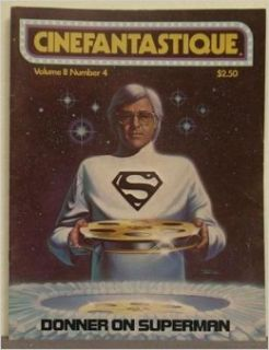 Cinefantastique Volume 8 Number 4, Summer 1979: Richard Donner, Don Shay, Frederik S. Clarke, Steven S. Wilson and others: Books