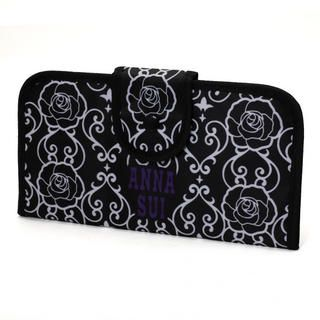 Rose Print Wallet, 1 pc   Anna Sui
