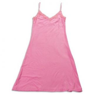 Pink Jewel by Flowers by Zoe   Preteen Girls Camisole Dress, Pink Raspberry 22080 X Small: Clothing