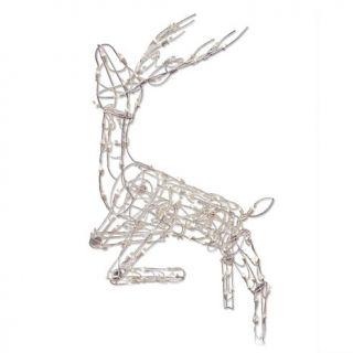 Deer Holiday Yard Art, Multi Pose   105 Light