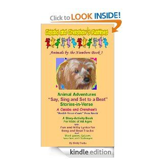Animals by the Numbers Book 1 (Bridy's Books Casaba and Crenshaw's Funtimes) eBook: Bridy Sacks: Kindle Store
