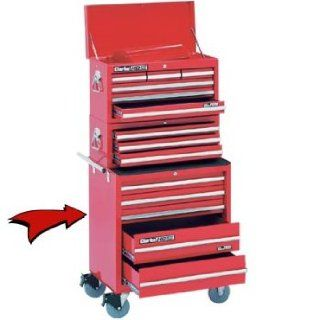 5 Drawer Mobile Tool Cabinet   Red   Toolboxes