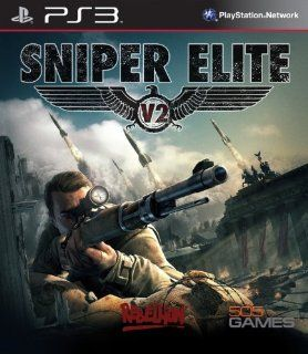 Sniper Elite V2: Silver Star Edition   Playstation 3: Video Games