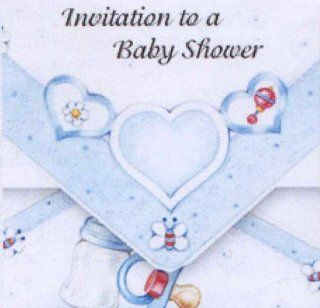 "100 Baby Shower Mini Remembrances Cards in Spanish   Baby Boy, 1.5"" x 2.5"": Office Products"