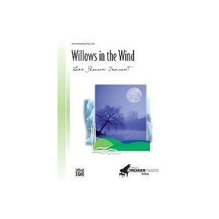 Willows in the Wind by June Shannon Demarest, Piano Sheet Music (24472): Sports & Outdoors