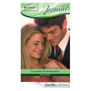 Un anillo de diamantes (Jazm�n) (Spanish Edition) eBook: Jennie Adams: Kindle Store