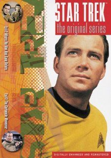 Star Trek   The Original Series, Vol. 1, Episodes 2 & 3: Where No Man Has Gone Before/ The Corbomite Maneuver: William Shatner, Leonard Nimoy, DeForest Kelley, Nichelle Nichols, James Doohan, Bill Blackburn, Eddie Paskey, Frank da Vinci, George Takei,