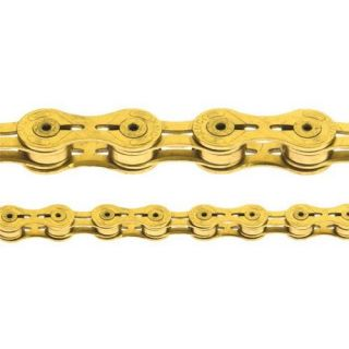 KMC X10 SL Gold 10 Speed Chain