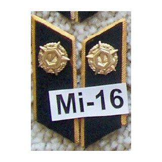 Military Collar Insignia Russian USSR Soviet * Chemical division ** mi.16  Other Products