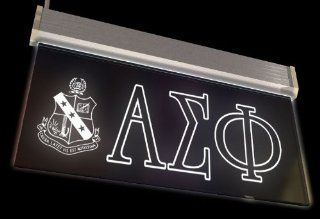 Alpha Sigma Phi Crest Neon Sign: Everything Else