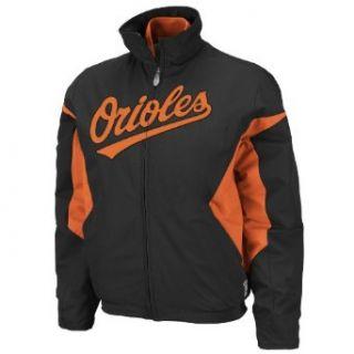 MLB Baltimore Orioles Triple Peak Women's Jacket, Black/Red  Sports Fan Outerwear Jackets  Sports & Outdoors