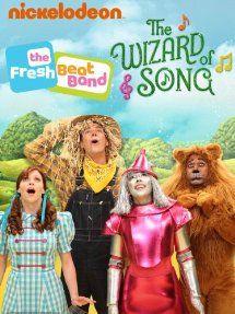 Fresh Beat Band The Wizard Of Song Jason Mraz, Sarah Chalke, Jon Beavers, Yvette Gonzalez Nacer  Instant Video