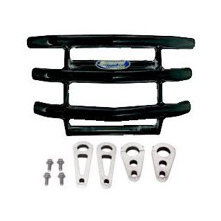 Suzuki LTZ 400 ATV Sport Bumper [ Black Powder Coat ] Automotive
