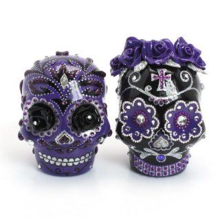 El Dia de los Muertos Forever Love Skull Wedding Day of The Dead Cake Toppers A00168 Skull Day of Dead Wedding Skull Lover Cake toppers Ceramic Handmade Dia De Los Muertos  Wedding Ceremony Accessories