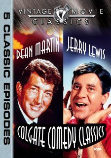 Dean Martin / Jerry Lewis Colgate Comedy Classics Jerry Lewis, Dean Martin Movies & TV
