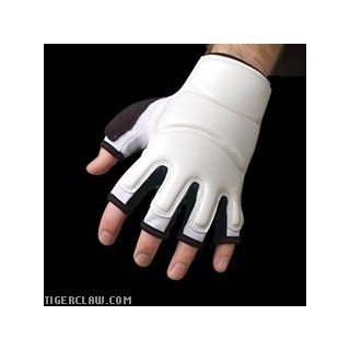 Light Grappling Gloves   WHITE XL : Martial Arts Training Gloves : Sports & Outdoors
