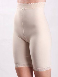 Flats Belly Wraps Female Girdle, Beige, Large 1 ea: Health & Personal Care