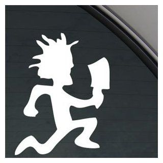 Hatchet Man Insane Clown Posse Decal Window Sticker   Themed Classroom Displays And Decoration