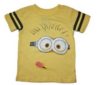 Despicable Me Toddler Boys 2T 5T Minion T Shirt (2T): Clothing