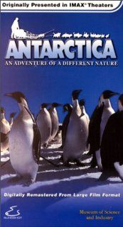 Imax / Antarctica: Adventure of Different Nature [VHS]: Alex Scott, Malcolm Ludgate, Tom Cowan, John Weiley, Nicholas Holmes, David Flatman, Les Murray, Michael Parfit: Movies & TV