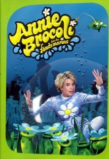 Annie Brocoli   Dans Les Fonds Marins (Original French ONLY Version   No English Options): Annie Brocoli, Jay Dustyle, Germine, Oc�ane, Claude Brie: Movies & TV