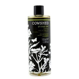 Grumpy Cow Uplifting Bath & Body Oil   Cowshed   Grumpy Cow   Body Care   100ml/3.38oz: Beauty