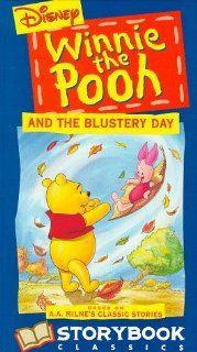 Winnie the Pooh and the Blustery Day   Learn to Read Edition [VHS]: Sebastian Cabot, Sterling Holloway, John Fiedler, Jon Walmsley, Hal Smith, Ralph Wright, Junius Matthews, Howard Morris, Barbara Luddy, Clint Howard, Paul Winchell, Helge Kj�rulff Schmidt,