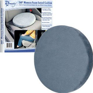 RemedyT Mobile 360? Memory Foam Swivel Cushion (80 YT204)  : Automotive