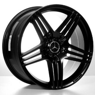 "20"" Amg Mercedes Benz Wheels & Tires Pkg   20X8.5 20X9.5 Staggered: Automotive"