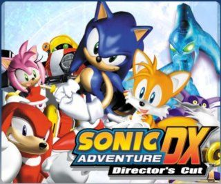 Sonic Adventure DX Upgrade [Online Game Code]: Video Games