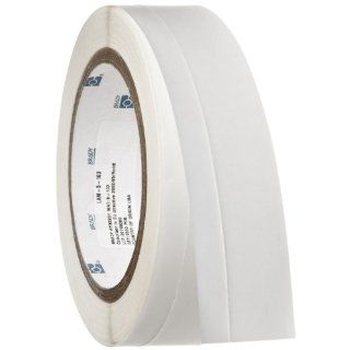 "Brady LAM 5 103 1"" Width x 0.5"" Height, B 103 General Purpose Polyester, Clear Die Cut Overlaminate Label (2000 per Roll): Industrial & Scientific"