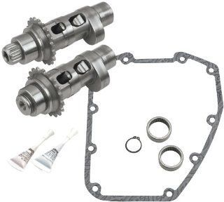 S&S Cycle 551CE Easy Start Camshaft Kit 106 4947 Automotive