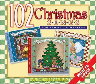 102 Christmas Songs For Family Gatherings: Music