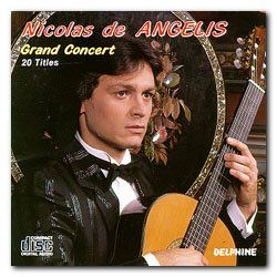 Nicolas De Angelis Grand Concert 20 titles: Music