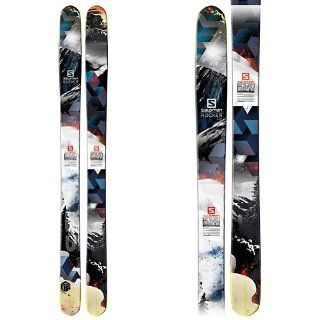 Salomon Rocker2 108 Skis: Sports & Outdoors