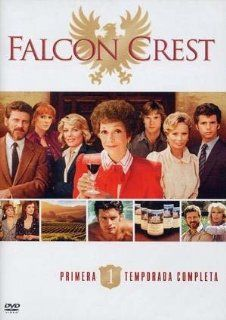 Falcon Crest   Season One (Falcon Crest   Season 1) [Reg. 2]: Jane Wyman, Robert Foxworth, Lorenzo Lamas, William R. Moses, Jamie Rose, Abby Dalton, Susan Sullivan, Nick Ramus, Mel Ferrer, Harry Townes, Michael Preece, CategoryArthouse, CategoryCultFilms,