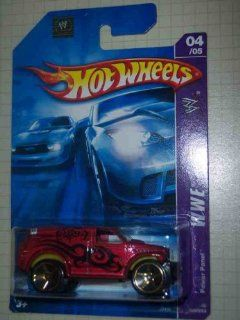 WWE Series #4 Power Panel Batista 5 Spoke Wheels #2006 109 Collectible Collector Car Mattel Hot Wheels: Toys & Games