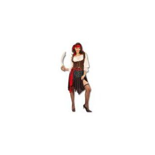 Halloween Costume Party Pirates of the Caribbean Female Pirate Dresses: Video Games