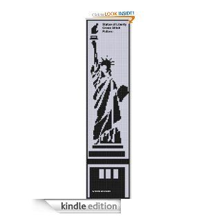 Statue of Liberty Cross Stitch Pattern eBook: Mother Bee Designs: Kindle Store