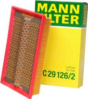 Mann Filter C 29 126/2 Air Filter: Automotive
