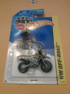 Hot Wheels HW Off Road HW450F 129 250 Dirt Bike 2014: Everything Else