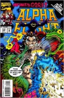"""Holy Terror!"" (Alpha Flight, Issue #124): Simon Furman, Bob Sharen: Books"
